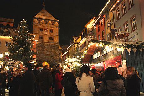 Weihnachtsmarkt Rottweil 2021