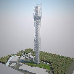TKE Testturm Rottweil