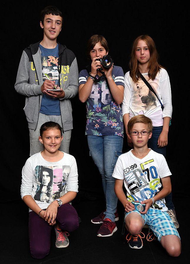 KiJu-Sommer: Jugendzeitung (Foto: Bodo Schnekenburger)