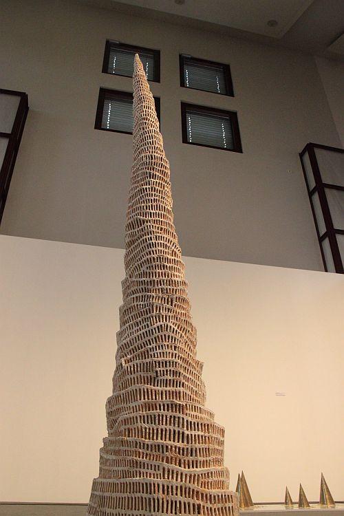 Ausstellung Turmbau I & II