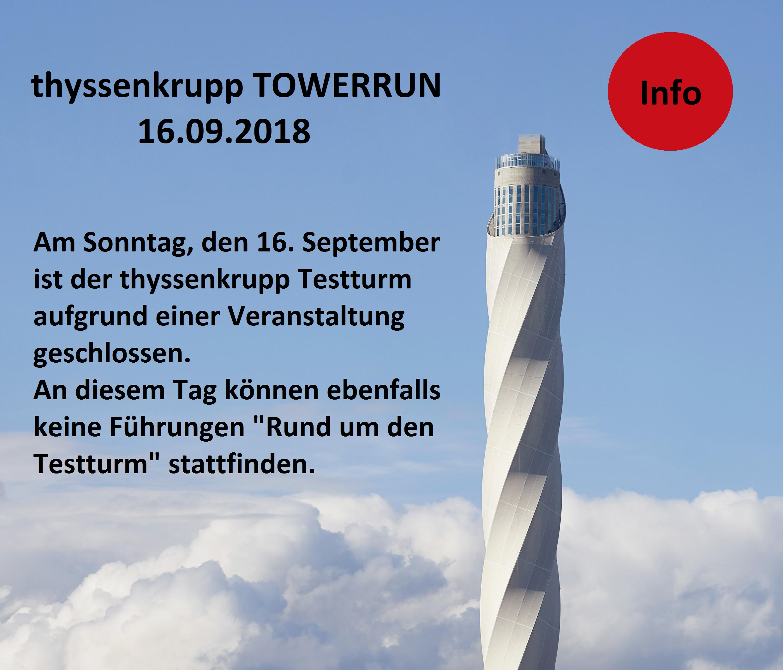 Towerrun 16.09.2018