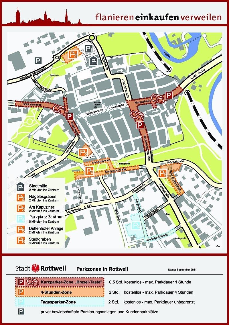 Stadt Rottweil - Die älteste Stadt Baden Württembergs ...