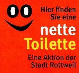 Aktion Nette Toilette
