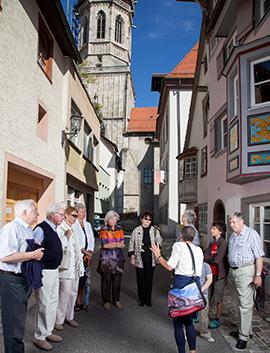 Stadtführung Stadtgeschichte