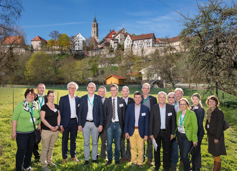 Besuch Landesgartenschau-Fachkommission