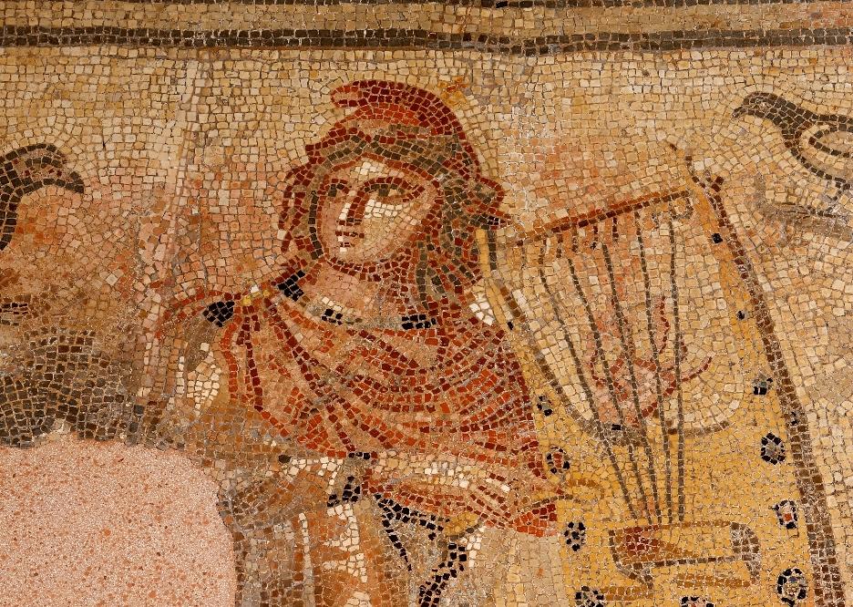 Orpheus-Mosaik