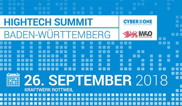 Hightech-Summit