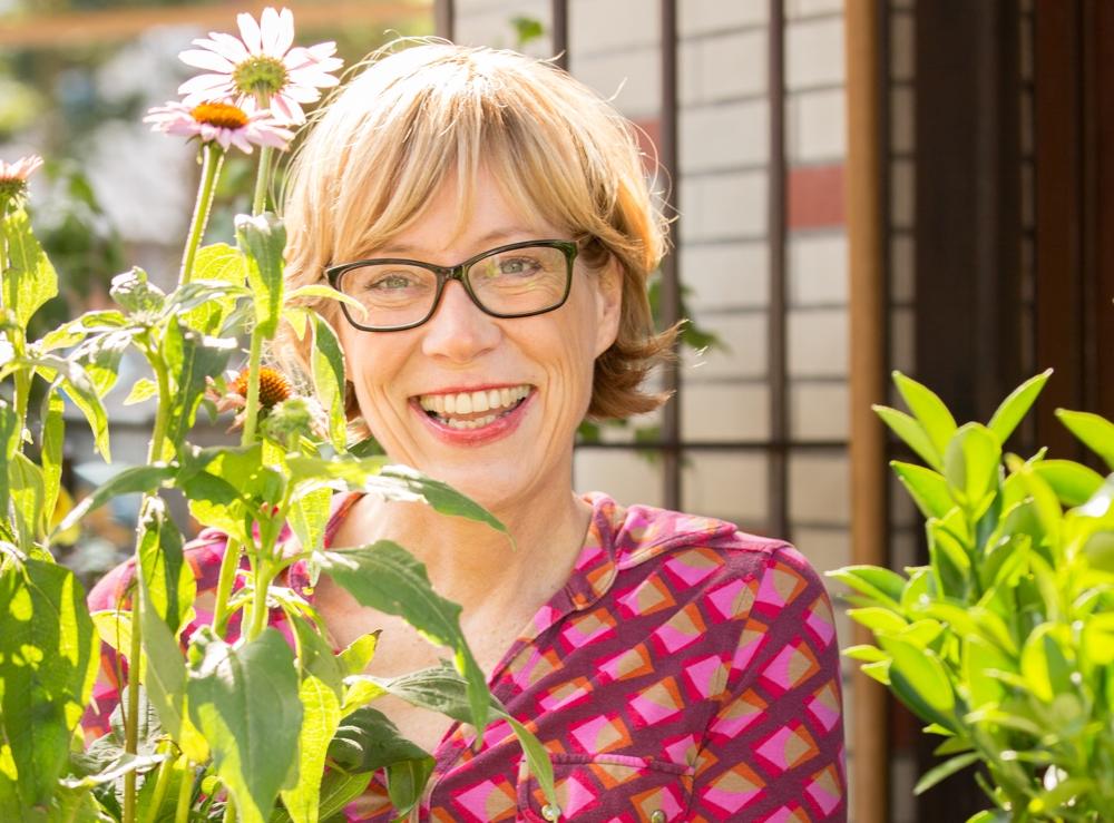 Gina Mayer (Foto: S. Petrick)