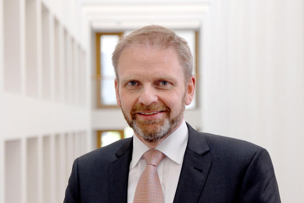 Staatsekretär Volker Ratzmann – Bevollmächtigter des Landes beim Bund (Foto: Staatsministerium Baden-Württemberg)