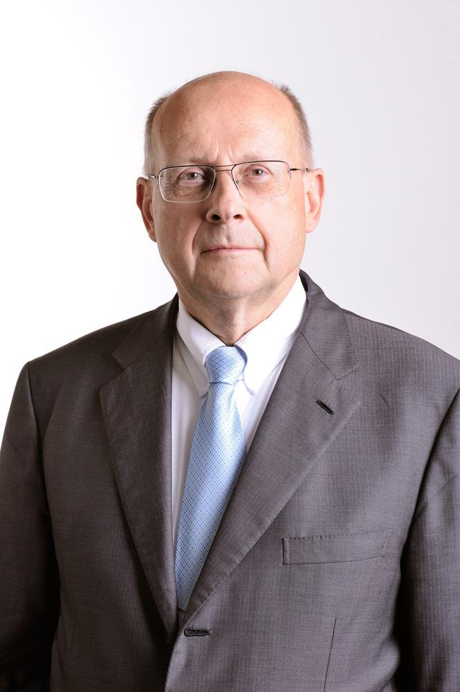 Prof. Dr. Ferdinand Kirchhof, ehemaliger Vizepräsident der Bundesverfassungsgerichts (Foto: Bundesverfassungsgericht/lorenz fotodesign, Karlsruhe)