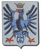 Wappen der Stadt L'Aquila (Italien)