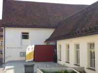 Kapuziner Gebäude Haupteingang
