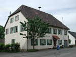 Rathaus der Ortschaft Hausen
