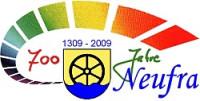 Logo zum 700-jährigen Bestehen von Neufra