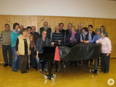 Kirchenchor Neufra unter neuer Leitung