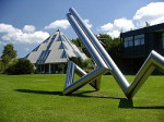 Skulpturenpark Erich Hauser - Schlangepyramide