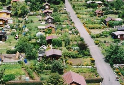 Gartenanlage Charlottenhöhe