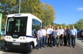 Gemeinderat besichtig Landesgartenschau