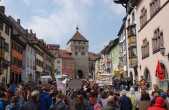 """Demonstration """"Fridays for Future"""" vor dem Alten Rathaus"""