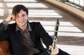 """Kilian Herold spielt am 07. Juli bei """"It's all about that Bass"""" die Klarinette (Foto: Kilian Herold)"""