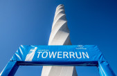 Impressionen Towerrun (Fotos: thyssenkrupp/Weindel/Pulsschlag)
