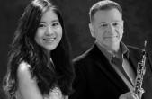 """Nicholas Daniel und Ye Ran Kim gastieren am Sonntag, 13. Oktober, um 17 Uhr im Kapuziner in Rottweil im Rahmen der Reihe """"Dreiklang"""". Karten sind ab sofort erhältlich (Foto: Stadt Rottweil)."""