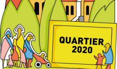 """Die Entwicklung der Altstadt steht im Mittelpunkt des Projekts """"Quartier 2020"""". Am Freitag ist Bürgertreff, neue Engagierte sind mit ihren Talenten und Ideen herzlich willkommen."""