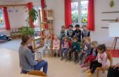 mpressionen aus dem Kindergarten Zepfenhan (Foto: Kiga).