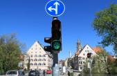 Grünes Licht für die Sanierung der Ampeln im Rottweiler Stadtgebiet: Stadt, Landkreis und Land ertüchtigen und modernisieren die Gerätetechnik, die noch aus den frühen 90er Jahren stammt (Foto: Stadt Rottweil).