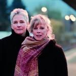 Annet Kuhr und Sue Sheehan