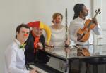 Dreiklang Ensemble Klarisma