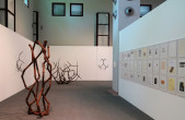 """Die Ausstellung """"Jürgen Knubben zum Fünfundsechzigsten"""" im Rottweiler Dominikanermuseum wird bis Ende Oktober verlängert (Fotos: Stadt Rottweil)."""