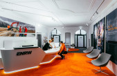Kundenzentrum der ENRW in Rottweil.