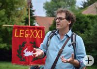 Spannend und unterhaltsam: Eine Zeitreise ins römische Rottweil