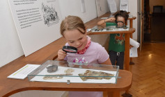 Kinder im Stadtmuseum