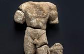 Fragmente der Herculesstatue aus der Sol-Villa (Foto: Städtische Museen Rottweil).
