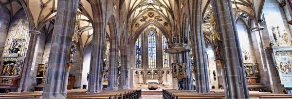 Heilig Kreuz Münster 2020 Foto Hildebrand