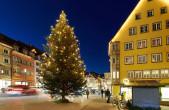 """Unter dem Motto """"Weihnachten in Rottweil"""" laden die Stadt Rottweil und der Gewerbe- und Handelsverein zu einem stimmungsvollen Bummel durch die malerischen Gassen der historischen Innenstadt ein (Foto: Ralf Graner)."""