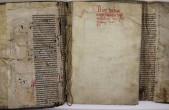Das Stadtarchiv Rottweil hat wertvolle Dokumente restauriert und für die Zukunft gesichert. Gefördert wurde das Projekt von der Stiftung Kulturgut Baden-Württemberg. Das Bild zeigt das Urbar der Kapellenkirche (1523) vor der Restaurierung (Foto: Stadtarch