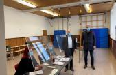 Wahllokal Johanniterschule