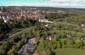 Die Gestaltung des Landesgartenschau-Geländes ist Thema einer Bürgerinfo im Internet am 7. Mai (Foto: Stadt Rottweil).