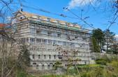 Ein Objekt, das derzeit mit Unterstützung der Stadt Rottweil saniert und erweitert wird, ist das Hotel Johanniterbad (Foto: Stadt Rottweil).