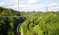 Ansicht Hängebrücke 2021