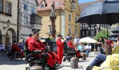 """Aufführung """"Hierbleiben in Sigmaringen"""""""