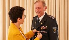 Bundesverdienstkreuz Rainer Müller