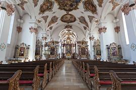 Stadtführung Kirchen