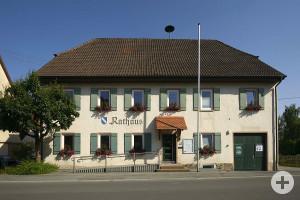Rathaus_Hausen