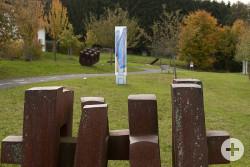 Skulpturenfeld