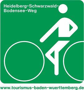Heidelberg-Schwarzwald-Bodensee Radweg