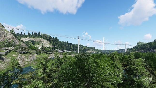 Hängebrücke Rottweil